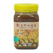 Lime Honey (Kumquat) (金皇蜂柑桔蜜)