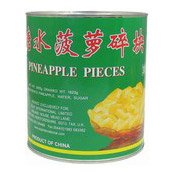 Pineapple Pieces (金天鵝大罐菠蘿粒)