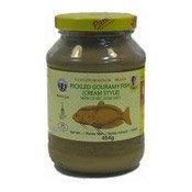 Pickled Gouramy Fish (Cream Style) (樽裝乳酪沙立魚)
