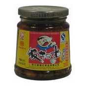 Preserved Pickled Mustard (飯掃光家常香辣酸菜)