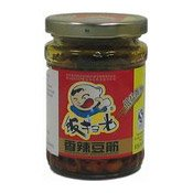 Preserved Vegetables (Spicy Flavour) (飯掃光香辣豆筋)