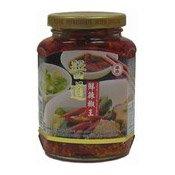 Fresh Chilli With Garlic (醬道鮮辣椒王)