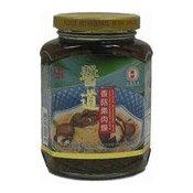 Shiitake Mushrooms With Pickled Cucumber Paste (醬道香菇素肉燥)