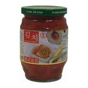 Korean Kimchi (韓式泡菜)