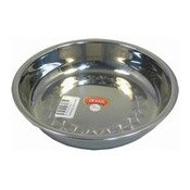 18cm Stainless Steel Plate (18CM不銹鋼碟)