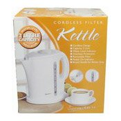 Cordless Filter Kettle (電水煲)
