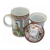 3 Piece Oriental Mug (仕女茶杯)