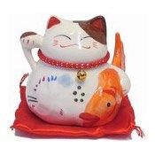 Cute Lucky Cat Money Box