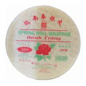 Spring Roll Wrappers (22cm) (越南春卷皮)