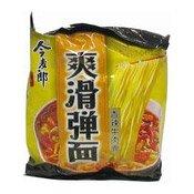 Instant Noodles (Spicy Beef) (今麦郎香辣牛肉弹面)