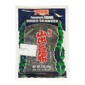 Yamadashi Kombu (Dried Seaweed) (海帶片)