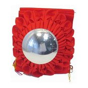 Red Cloth Ball (Extra Large) (紅布球)