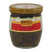 Hot Pickled Lettuce (富記香辣菜心)