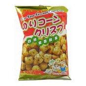 Seaweed Corn Crisp (四洲紫菜脆果)
