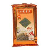 Seaweed (Hot & Spicy) (四洲紫菜)