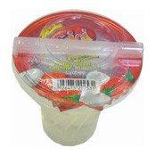 Bubble Jelly Drink (Lychee) (喜之郎果粒爽 (茘枝))
