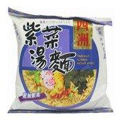 Seaweed Instant Noodles (四洲即食麵)