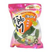 Japanese Crispy Seaweed (Hot&Spicy) (辣味紫菜)
