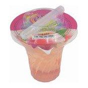 Bubble Jelly Drink (Peach) (喜之郎果粒爽 (桃子))