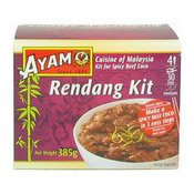 Rendang Kit (乾咖哩醬)
