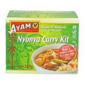 Nyonya Curry Kit (狼野醬)