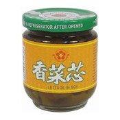 Lettuce In Soy (金梅香菜芯)