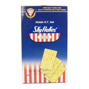 SkyFlakes Crackers (空中霸王餅)