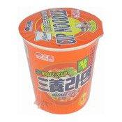 Instant Bowl Noodles (Samyang Ramen) (三養牛肉麵)