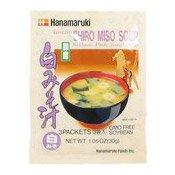 Instant Shiro Miso Soup (日本味增湯)