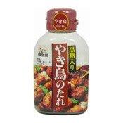 Yakitori-Tare Seasoning Sauce (黑糖醬油)