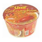 Sotanghon Crab & Corn Flavour Bowl Noodles (菲律賓碗麵)