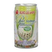 Soybean Drink Tapioca Pearl (Mung Bean) (萬里香珍珠豆奶(綠豆味))