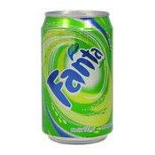Fanta Lime Flavour (芬達青檸汽水)