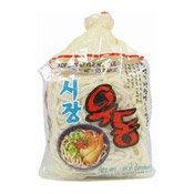 Sijang Udon Noodle (with Sachet) (日本烏冬麵)