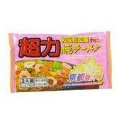 Japanese Fried Ramen Noodles Kyoto Barbecue Sauce Flavour (超力日式拉麵)