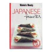 Japanese Favourites (Mini Edition) (日本烹調書)