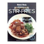 Sensational Stir-fries (烹調書)