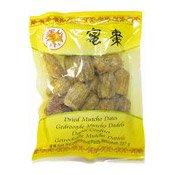 Dried Mutcho Dates (金百合蜜棗)