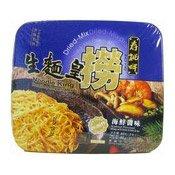Noodle King Instant Bowl Noodles (Seafood) (即食碗麵)