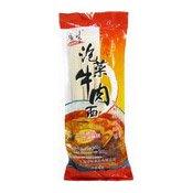 Instant Noodles (Kimchi) (頂味泡菜日本麵)