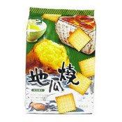 Sweet Potato Biscuits (優之地瓜燒餅乾)