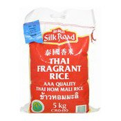 Fragrant Jasmine Rice Thai Hom Mali (絲路泰國香米)
