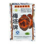 Pickled Zaocai (糟菜)