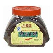 Pixian Fermented Broadbean Sauce (紅剁椒)