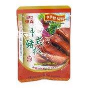 Oriental Pork Chop Sauce (中式猪扒醬)
