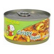 Crispy Squid (香脆魷魚)