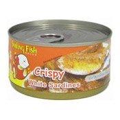 Crispy White Sardines (香脆白沙丁魚)