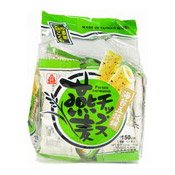 Oat Muffin (Oatcake Seaweed) (五榖餅 (紫菜味))