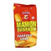 Mamon Tostado Toasted Cake (黃油烤蛋糕)