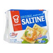 Saltine Cracker (Original) (淮鹽梳打餅)